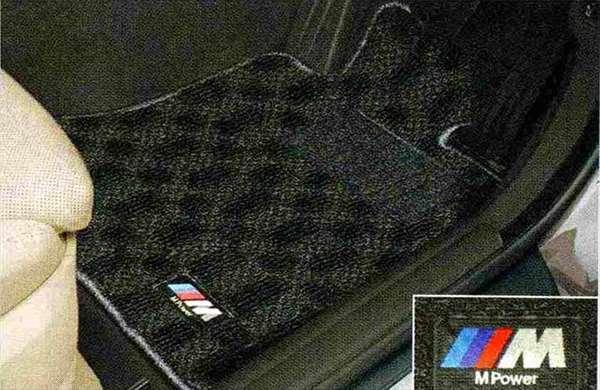 5 パーツ Mフロア・マット・セット BMW純正部品 XG20 FW20 XG28 FR35 KN44 XL20 MX20 XL28 MU35 HR44 オプション アクセサリー 用品 純正 マット