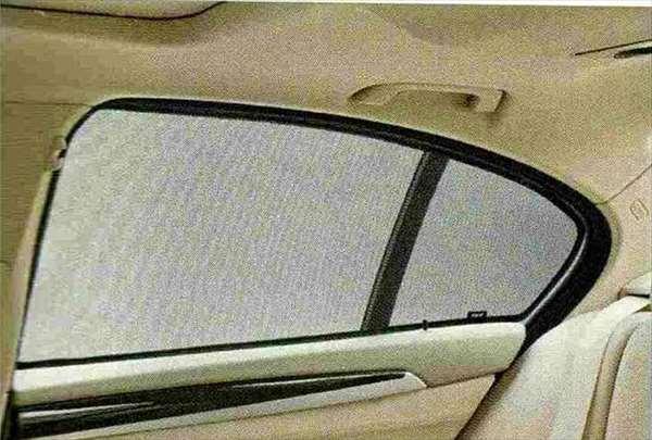 5 パーツ リヤ・サイド・ウインドー・サンスクリーン(セダン用) BMW純正部品 XG20 FW20 XG28 FR35 KN44 XL20 MX20 XL28 MU35 HR44 オプション アクセサリー 用品 純正