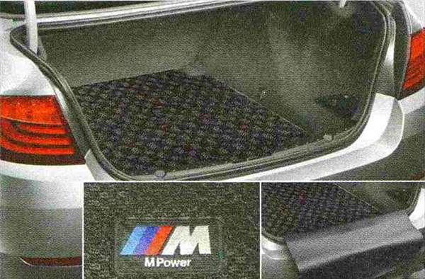 5 パーツ Mラゲージ・ルーム・マット(ツーリング用) BMW純正部品 XG20 FW20 XG28 FR35 KN44 XL20 MX20 XL28 MU35 HR44 オプション アクセサリー 用品 純正 マット