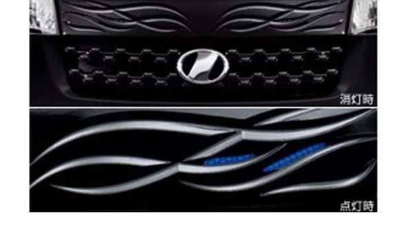 『bB』 純正 QNC20 ブルーライトグリル パーツ トヨタ純正部品 カスタム エアロパーツ オプション アクセサリー 用品