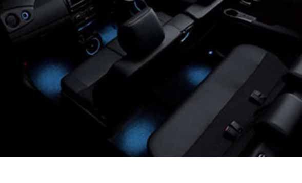 『bB』 純正 QNC20 インテリアイルミネーション パーツ トヨタ純正部品 オプション アクセサリー 用品