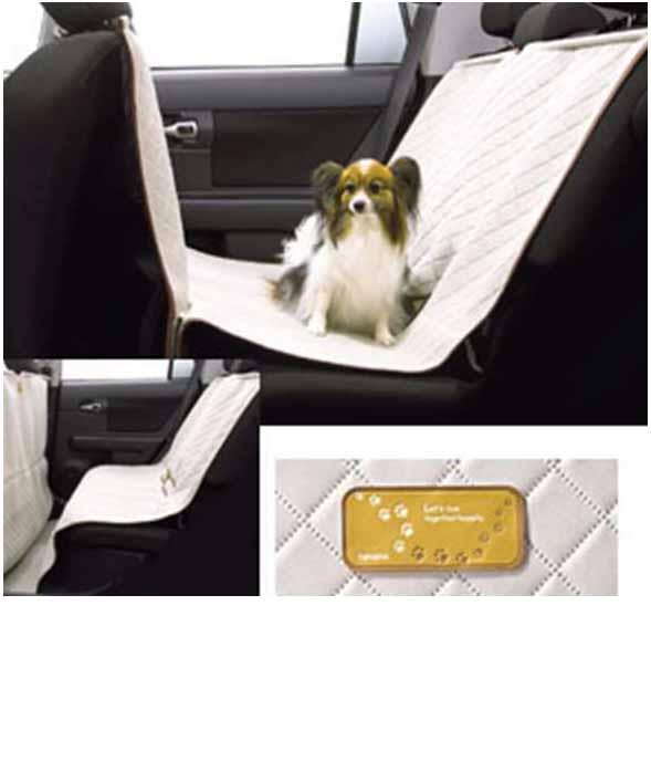 『bB』 純正 QNC20 ペットシートカバー パーツ トヨタ純正部品 座席カバー 汚れ シート保護 オプション アクセサリー 用品