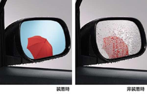 『bB』 純正 QNC20 レインクリアリングブルーミラー パーツ トヨタ純正部品 オプション アクセサリー 用品