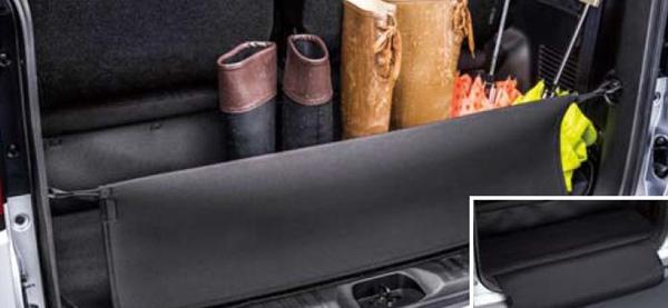 『デリカD:5』 純正 CV1W ラゲッジソフトトレイ パーツ 三菱純正部品 オプション アクセサリー 用品