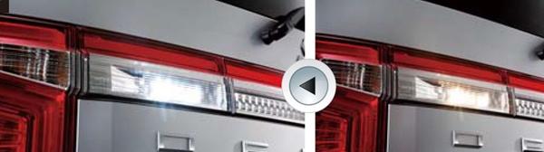 『デリカD:5』 純正 CV1W PREMIUM LEDバックアップランプバルブ パーツ 三菱純正部品 電球 照明 ライト オプション アクセサリー 用品