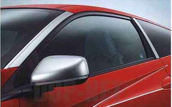 『CR-Z』 純正 ZF1 ピラーガーニッシュ Aピラー用 パーツ ホンダ純正部品 エアロパーツ オプション アクセサリー 用品