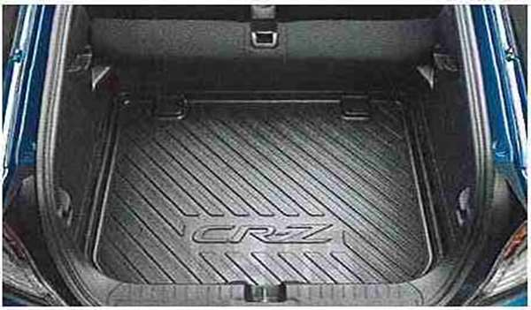 『CR-Z』 純正 ZF1 カーゴトレイ パーツ ホンダ純正部品 オプション アクセサリー 用品