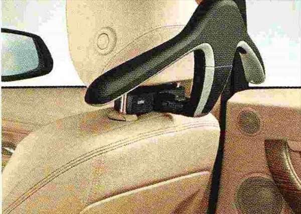 3 SEDAN・TOURING パーツ トラベル&コンフォート・システムのコート・ハンガー BMW純正部品 3A20 3B20 3D20 3A30 オプション アクセサリー 用品 純正