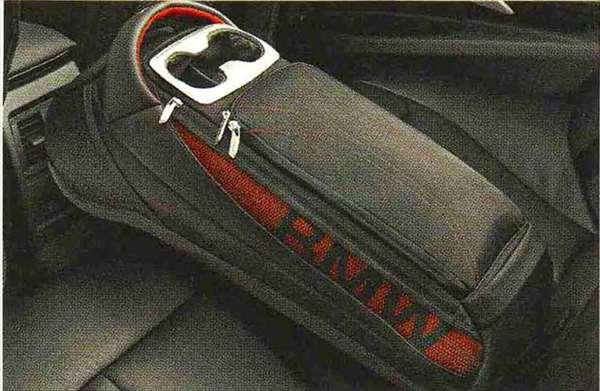 3 SEDAN・TOURING パーツ リヤ・ストレージ・バッグ ブラック/レッド(Sport) BMW純正部品 3A20 3B20 3D20 3A30 オプション アクセサリー 用品 純正 トレイ