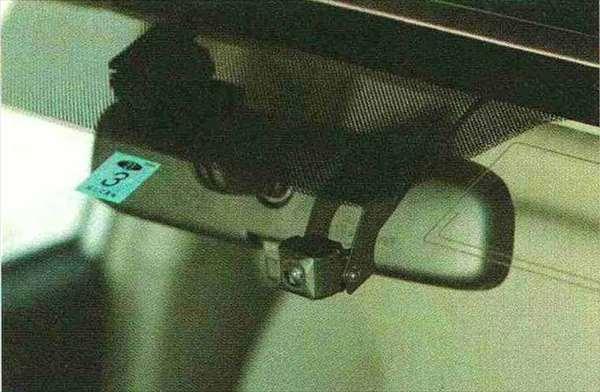 3 SEDAN・TOURING パーツ ドライブレコーダー イクリプス(富士通テン製)DREC3500 タイプ3 BMW純正部品 3A20 3B20 3D20 3A30 オプション アクセサリー 用品 純正 送料無料