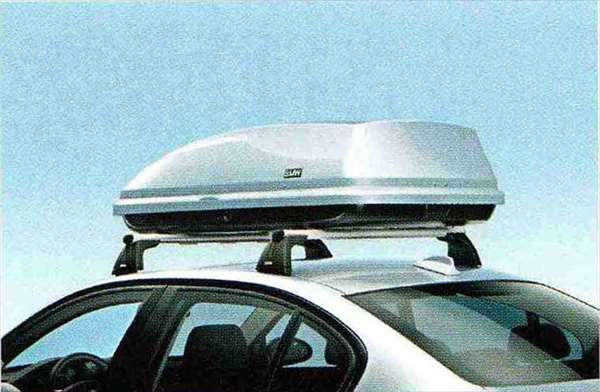 "3 SEDAN・TOURING パーツ ルーフ・ボックス""350"" BMW純正部品 3A20 3B20 3D20 3A30 オプション アクセサリー 用品 純正 送料無料"