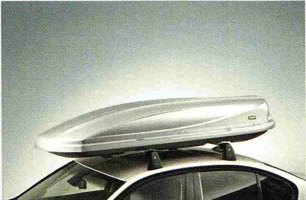 "3 SEDAN・TOURING パーツ ルーフ・ボックス""460"" BMW純正部品 3A20 3B20 3D20 3A30 オプション アクセサリー 用品 純正 送料無料"