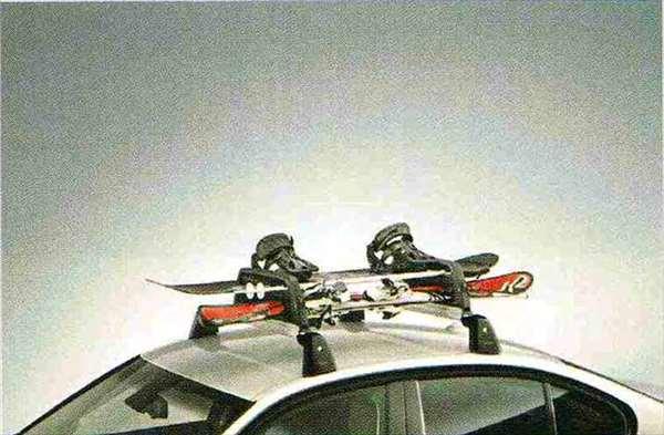 3 SEDAN・TOURING パーツ スキー&スノーボード・ホルダー BMW純正部品 3A20 3B20 3D20 3A30 オプション アクセサリー 用品 純正