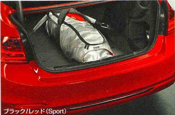 3 SEDAN・TOURING パーツ スキー&スノーボード・バッグ ブラック/レッド(Sport) BMW純正部品 3A20 3B20 3D20 3A30 オプション アクセサリー 用品 純正