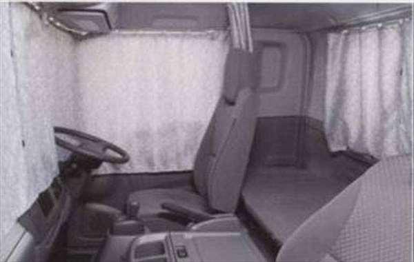 Forward curtains (light type) partition, short cab Isuzu genuine parts  forward parts [frr90 fsr90 frr34] part genuine Isuzu Isuzu Isuzu genuine  Isuzu