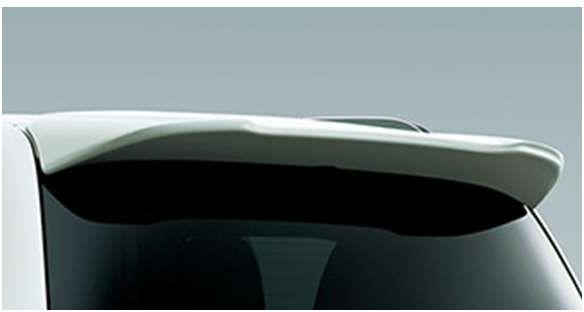 『ランドクルーザー200』 純正 URJ202W リヤスポイラー パーツ トヨタ純正部品 landcruiser オプション アクセサリー 用品