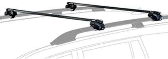 『ランドクルーザー200』 純正 URJ202W システムラック・ベースラック ルーフレールタイプ パーツ トヨタ純正部品 ベースキャリア ルーフキャリア landcruiser オプション アクセサリー 用品