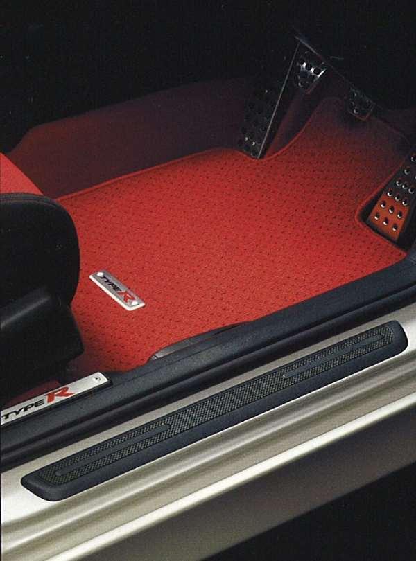 公民类型 R 地毯脚垫本田纯正配件公民键入 R 零件部件真正本田本田真正本田零部件选项垫地毯