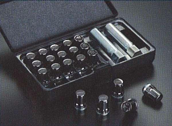 『フォレスター』 純正 SH5 セキュリティーホイールナットセット パーツ スバル純正部品 Forester オプション アクセサリー 用品