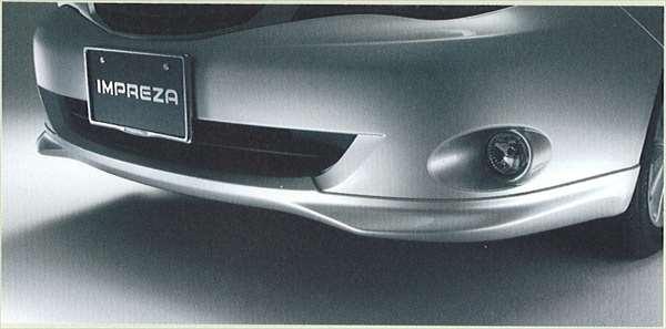 『インプレッサ』 純正 GH2 GH7 フロントバンパースカート パーツ スバル純正部品 impreza オプション アクセサリー 用品