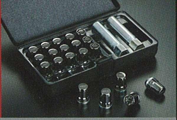 『インプレッサ』 純正 GH2 GH7 セキュリティホイールナットセット パーツ スバル純正部品 impreza オプション アクセサリー 用品