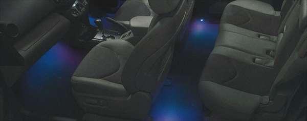 『ヴァンガード』 純正 GSA33 ACA33 インテリアイルミネーション2モードタイプ パーツ トヨタ純正部品 照明 明かり ライト vanguard オプション アクセサリー 用品