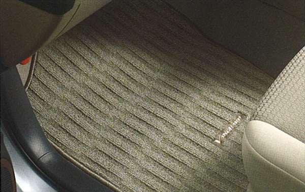 『ヴァンガード』 純正 GSA33 ACA33 フロアマットラグジュアリータイプ3列分 パーツ トヨタ純正部品 フロアカーペット カーマット カーペットマット vanguard オプション アクセサリー 用品