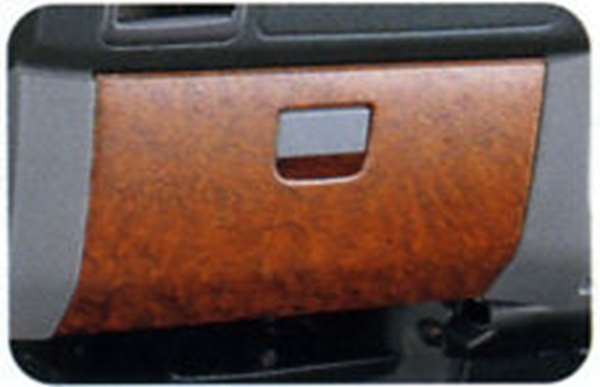 『ミニキャブ』 純正 U61V U61T U61TP 木目調グローブボックス パーツ 三菱純正部品 MINICAB オプション アクセサリー 用品