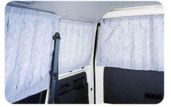 『ミニキャブ』 純正 U61V U61T U61TP カーテン(ガルフストリーム柄) パーツ 三菱純正部品 MINICAB オプション アクセサリー 用品