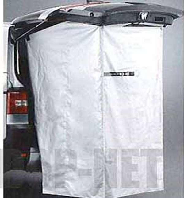 『デリカD:5』 純正 CV5W CV4W プライベートカーテン パーツ 三菱純正部品 DELICA オプション アクセサリー 用品