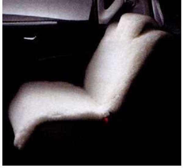 『ムーヴ』 純正 L175S L185S ムートンシートカバー パーツ ダイハツ純正部品 座席カバー 汚れ シート保護 move オプション アクセサリー 用品