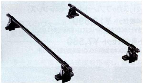 【ムーヴ】純正 L175S L185S システムベース(INNO) パーツ ダイハツ純正部品 ベースキャリア キャリアベース ルーフキャリア move オプション アクセサリー 用品