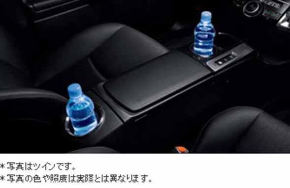『プリウスα』 純正 ZVW41W カップホルダーイルミネーション シングル パーツ トヨタ純正部品 prius オプション アクセサリー 用品