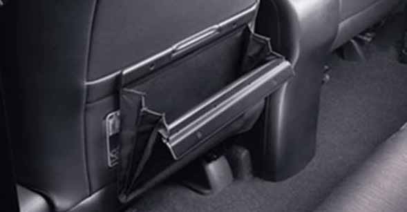 『プリウスα』 純正 ZVW41W クリーンボックス 後席用 パーツ トヨタ純正部品 ダストボックス ゴミ箱 prius オプション アクセサリー 用品