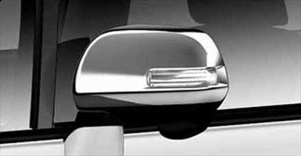『ノア』 純正 ZRR70 メッキドアミラーカバー パーツ トヨタ純正部品 サイドミラーカバー カスタム noa オプション アクセサリー 用品