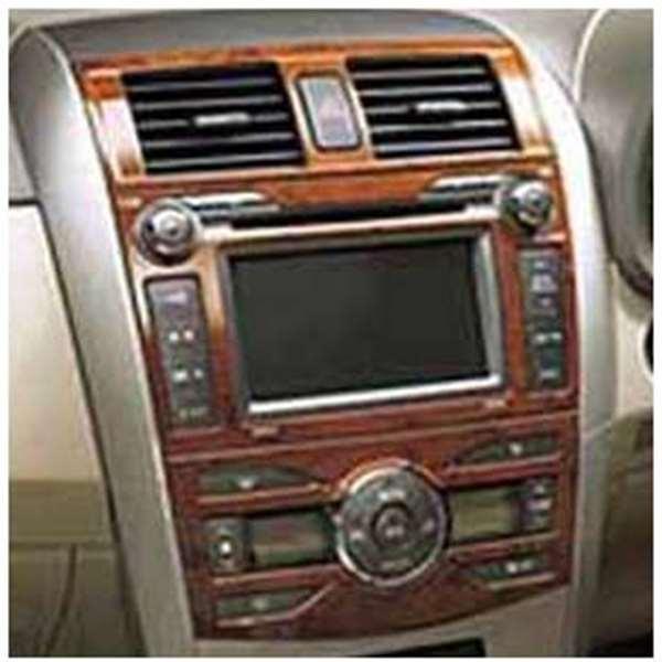 『カローラアクシオ』 純正 ZRE142 ウッド調パネル パーツ トヨタ純正部品 axio オプション アクセサリー 用品