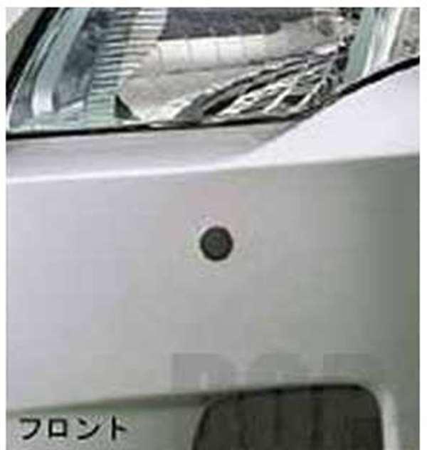 『カローラアクシオ』 純正 ZRE142 コーナーセンサーボイス(4センサー) パーツ トヨタ純正部品 危険察知 接触防止 セキュリティー axio オプション アクセサリー 用品