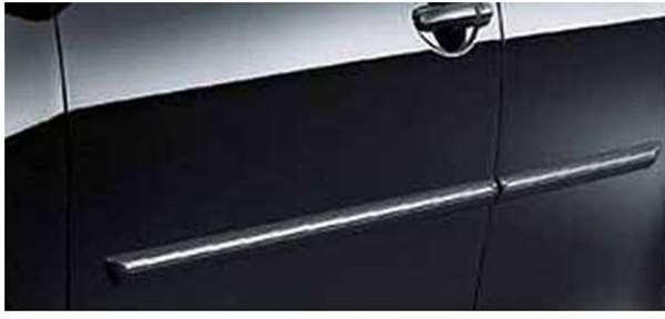 『カローラフィールダー』 純正 ZRE142G メッキサイドモール パーツ トヨタ純正部品 サイドガーニッシュ サイドパネル fielder オプション アクセサリー 用品