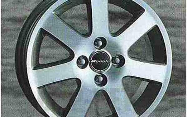 『フィットアリア』 純正 GD8 GD9 アルミホイール/プレーンスポークD7 1本からの販売 パーツ ホンダ純正部品 安心の純正品 FIT オプション アクセサリー 用品