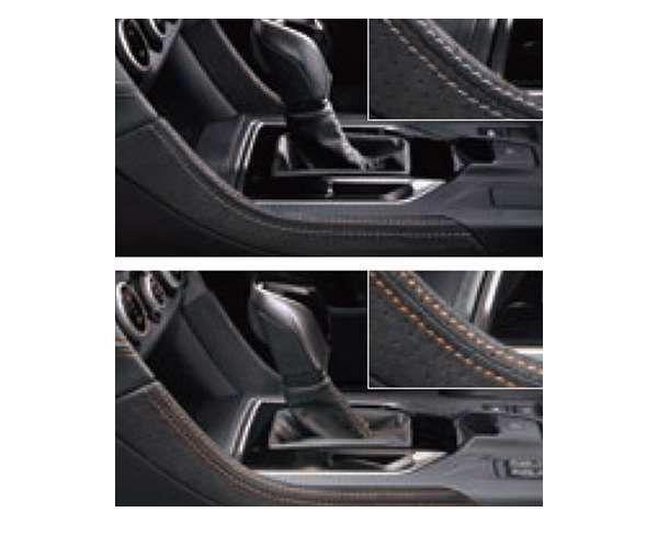 『XV』 純正 GT3 GT7 コンソールオーナメント(ウルトラスエード) パーツ スバル純正部品 エンブレム オプション アクセサリー 用品