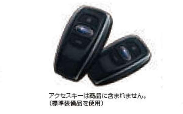 『XV』 純正 GT3 GT7 キーレスアクセスアップグレード パーツ スバル純正部品 オプション アクセサリー 用品