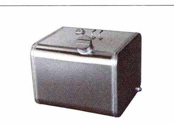 コンドル パーツ アルミ燃料タンク 150リットル 760×535×395 日産ディーゼル純正部品 MK~ オプション アクセサリー 用品 純正 送料無料