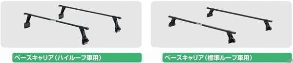 『ミニキャブ』 純正 DS64V ベースキャリア パーツ 三菱純正部品 MINICAB オプション アクセサリー 用品
