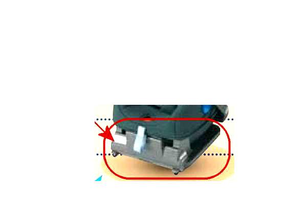 【ミニキャブ】純正 DS64V ISOFIX対応チャイルドシート ベースシート ※ベースシートのみ本体別売 パーツ 三菱純正部品 MINICAB オプション アクセサリー 用品