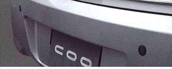 『coo』 純正 M401S M402S M411S バックソナー パーツ ダイハツ純正部品 オプション アクセサリー 用品