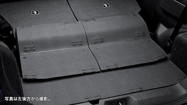 『シフォン』 純正 LA650F LA660F ラゲージマット パーツ スバル純正部品 オプション アクセサリー 用品