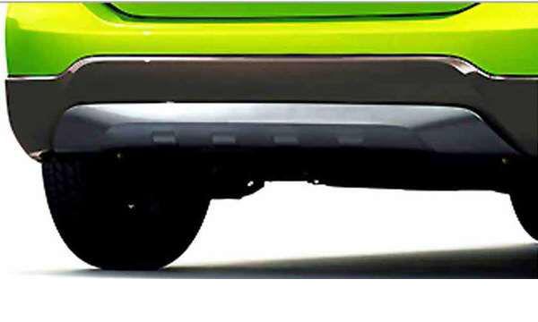 『アクア』 純正 NHP10 リヤスキッドプレート シルバー パーツ トヨタ純正部品 エアロパーツ カスタムリヤスポイラー カスタム エアロパーツ aqua オプション アクセサリー 用品