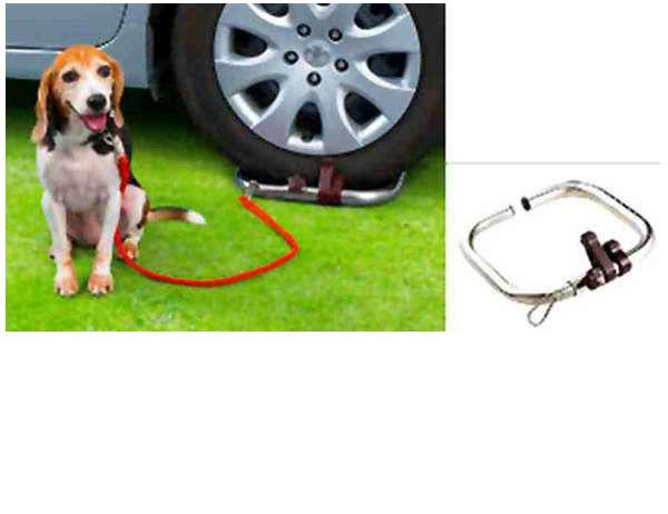 『アクア』 純正 NHP10 リードフック 車両タイヤ装着タイプ パーツ トヨタ純正部品 犬 ペット aqua オプション アクセサリー 用品