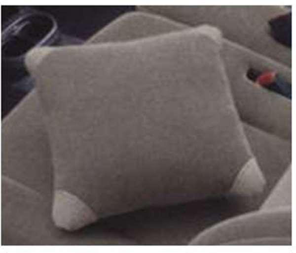 『ミラココア』 純正 L675S L685S クッション(グレイッシュベージュ) パーツ ダイハツ純正部品 miracocoa オプション アクセサリー 用品