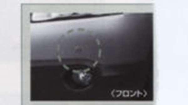 『デュアリス』 純正 KJ10 KNJ10 フロントコーナーセンサー(左右2センサー、インジケーター付き) パーツ 日産純正部品 危険通知 接触防止 障害物 DUALIS オプション アクセサリー 用品